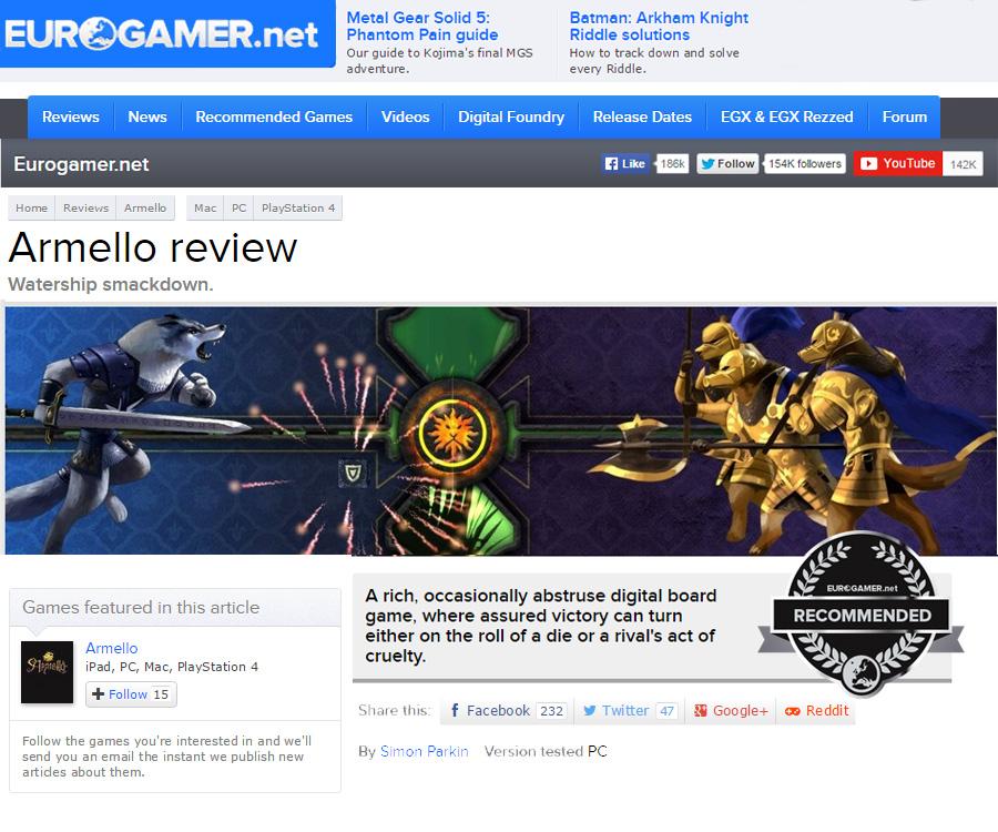 Blog Post 9-16 - Eurogamer