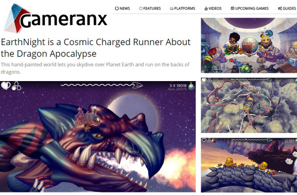 Gameranx EarthNight_Cleaversoftv1.2