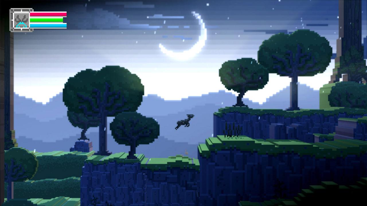IGN's Nintendo Voice Chat Podcast On 3D Pixel Art Adventure