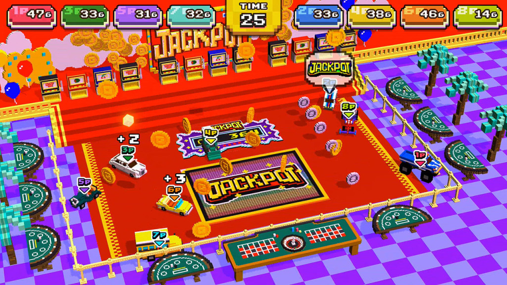unties, Sony, Chiki Chiki boxy racers, racing game, party