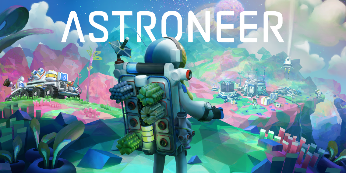 astroneer, system era softworks, indie games, indie. sandbox, survival, xbox, xbox one, xb1, microsoft, space, apollo 11, audio logs, pc, steam