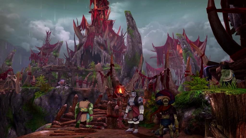 5_Ork Village