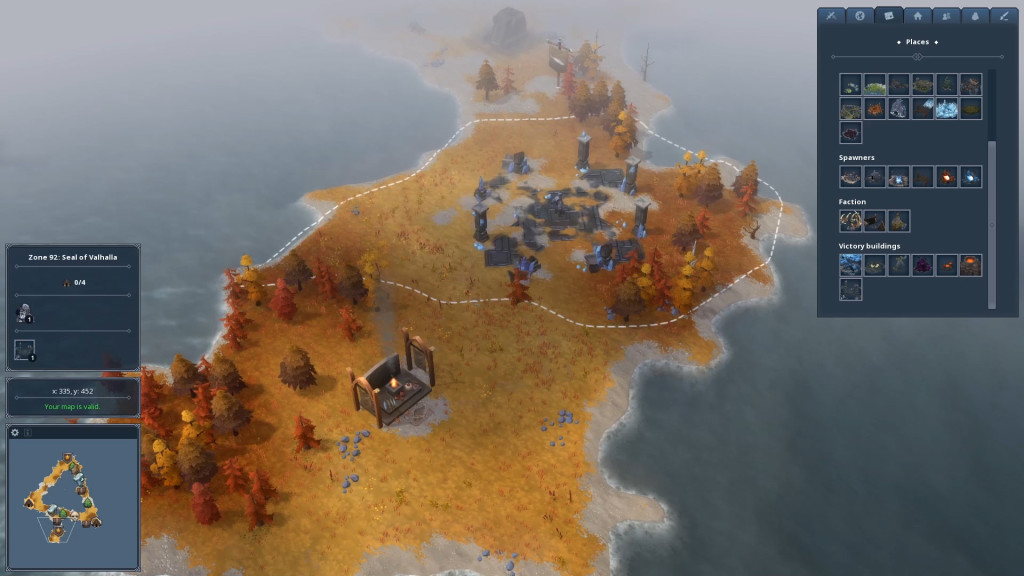 northgard, strategy games, shiro games, vikings, best seller, map, customize, pc gaming, pc, steam, update