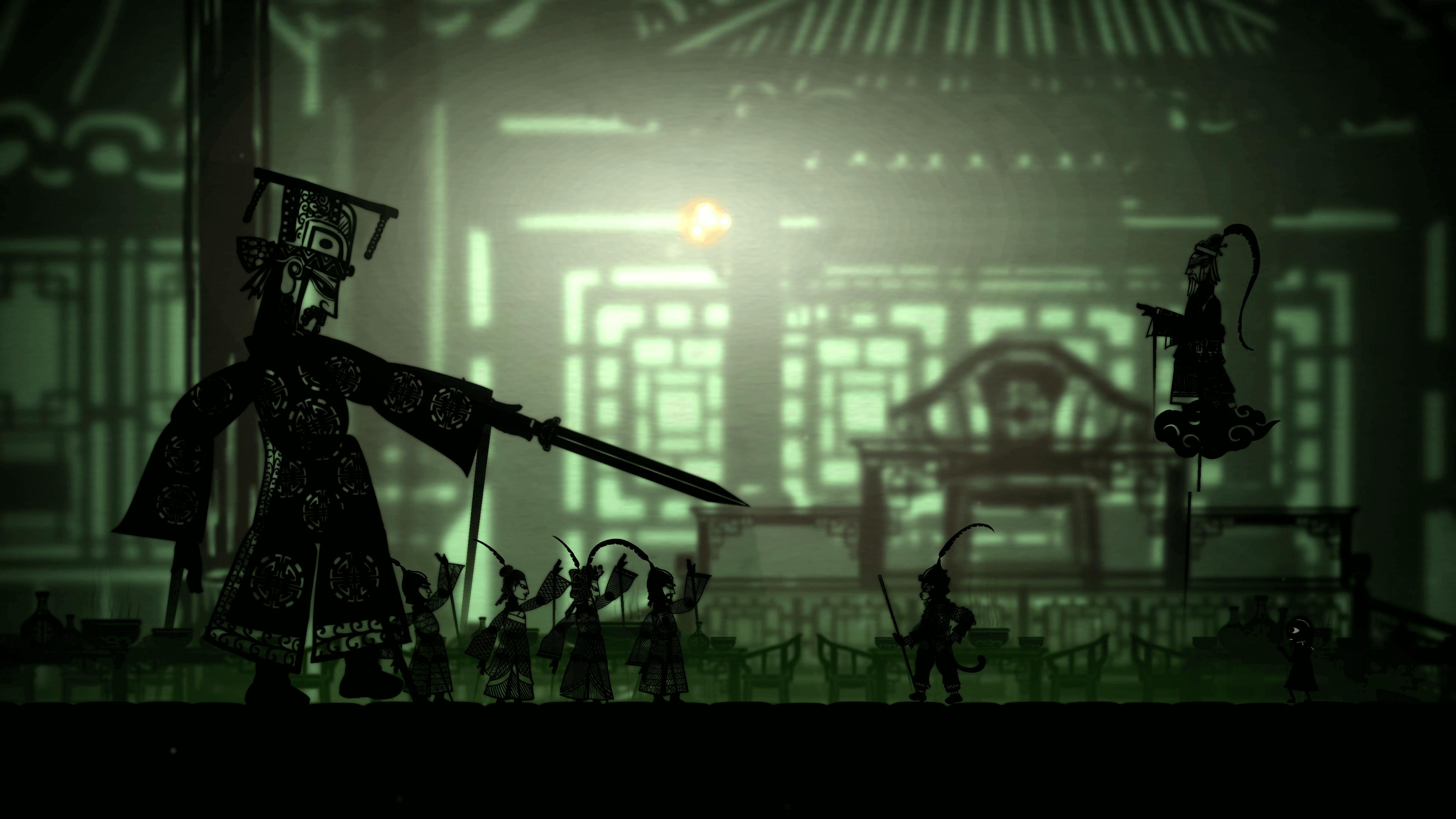 projection first light screenshot