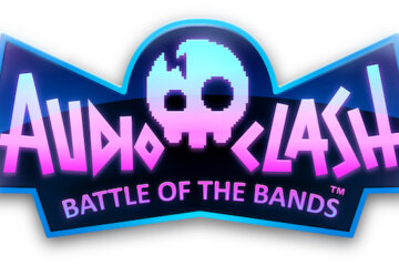 AudioClash: Battle of the Bands logo
