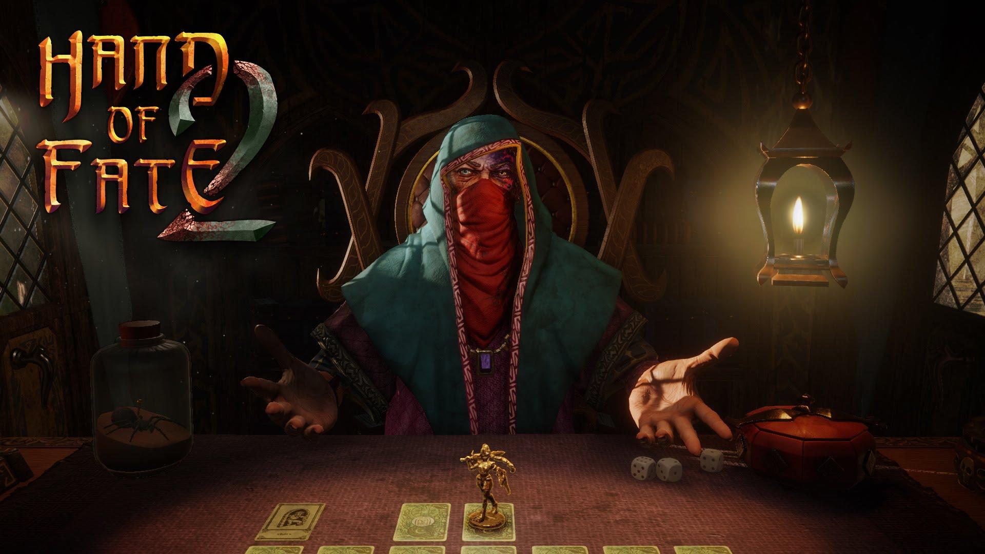 Hand of Fate 2 art
