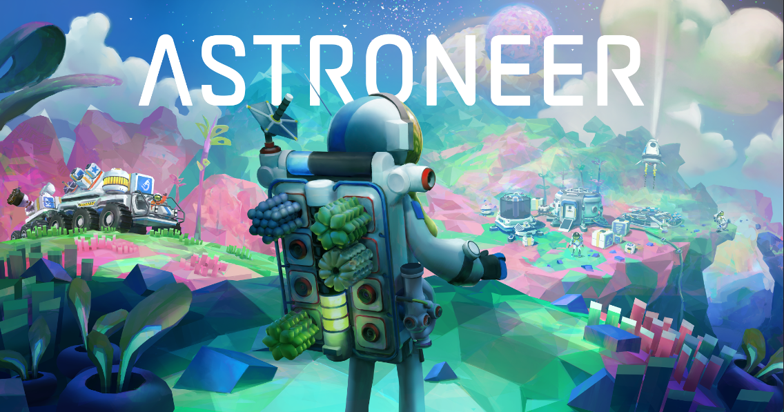 astroneer, system era softworks, indie games, indie. sandbox, survival, xbox, xbox one, xb1, microsoft, space, apollo 11, audio logs, pc, steam