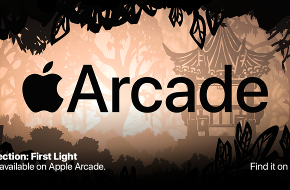 Projection First Light Apple Arcade Logo