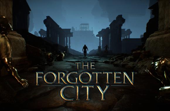 The Forgotten City Key Art 2464 x 1412