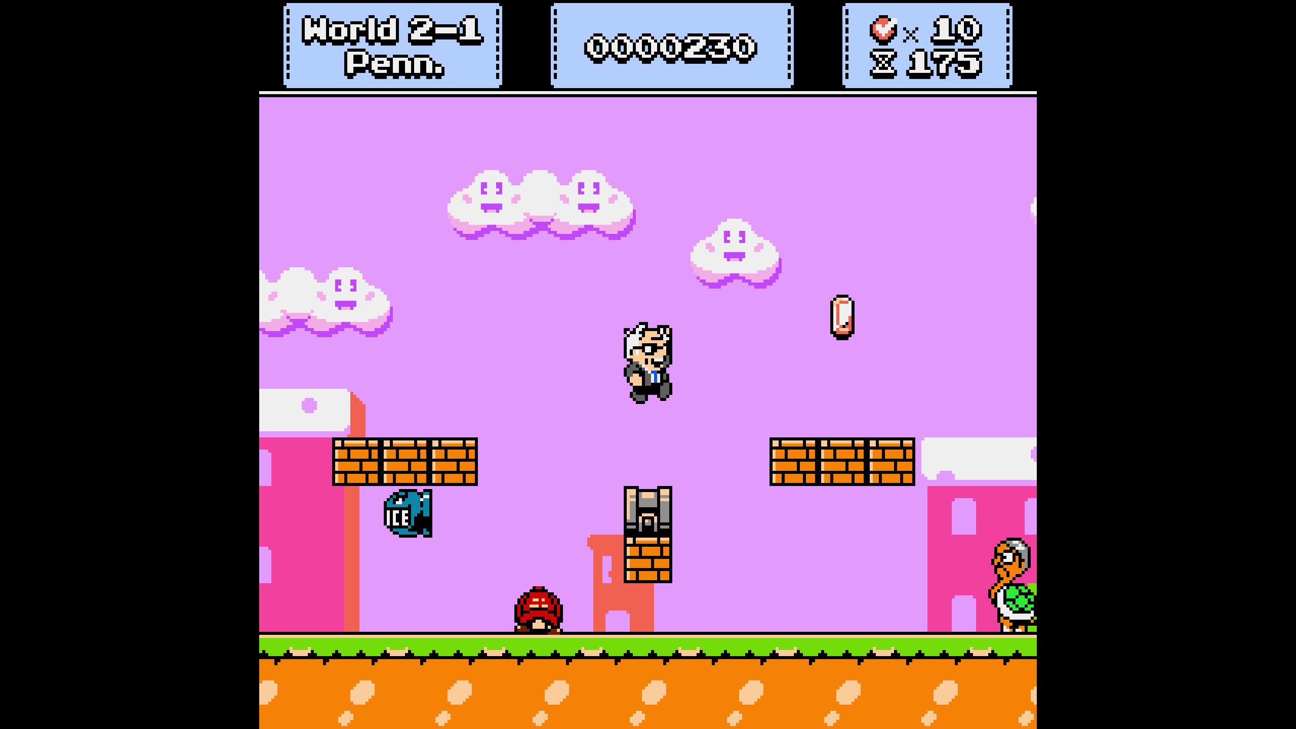 super bernie world screenshot