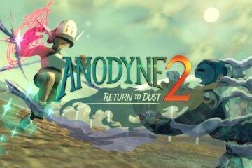 anodyne 2 key art