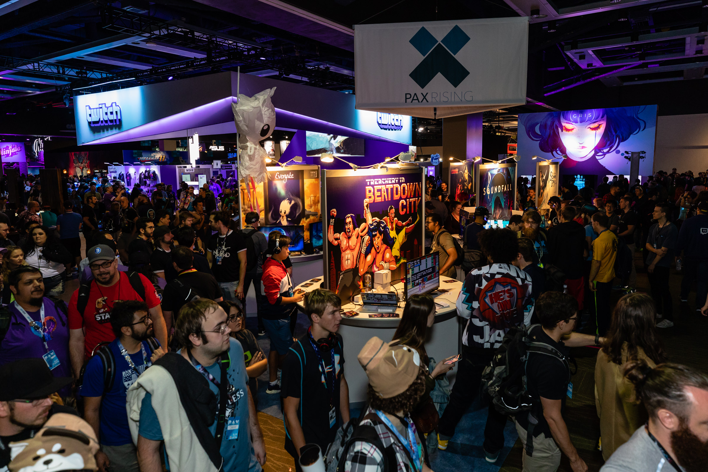 pax, pax west, seattle, reedpop, gaming convention, gaming event, videogame, video game, game, gamers, pax arena